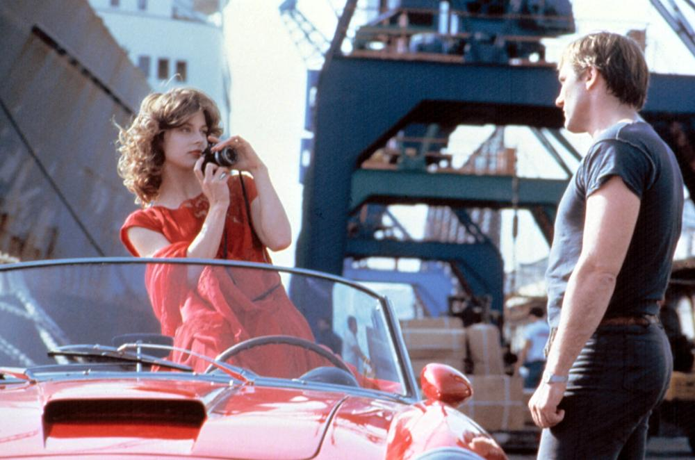 MOON IN THE GUTTER, Nastassja Kinski, Gerard Depardieu, 1983